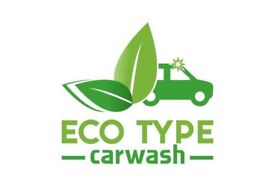 EcoType - Waterless, mobile carwash, premium service, valeting and impeccable customer service.