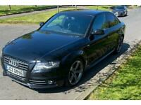 2010 Audi A4 2.0 tdi s-line black edition styling (start stop)