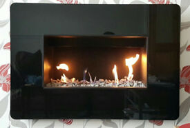 Modern Gas Feature Wall 6.5kW Gas Fires - Winther Browne Fire Royal 600