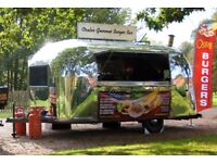 Catering Trailer Airstream Globetrotter