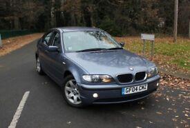 BMW 320D - 6 SPEED & LONG MOT! 128K MILES