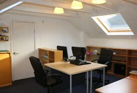 REDUCED PRICE: 3 Studio Desk Spaces for rent, Bromley