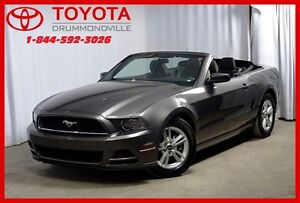 2013 Ford Mustang V6 PREMIUM/AUTOMATIQUE ++