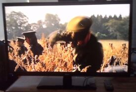 Bush LED 40inch freeview TV