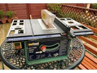"""Electric Table Bench saw 10"""""""
