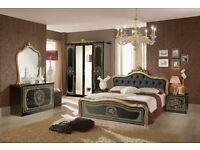 New Italian complete bedroom set Alice