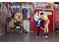 Thai Martial Arts (Por Kru Day)