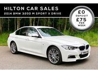 2014 BMW 320D M SPORT X DRIVE***HIGH SPEC***FINANCE AVAILABLE***(NOT MERCEDES AUDI VOLKSWAGEN)