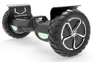 SWAGTRON T6 Off-Road Hoverboard - First in The World to Handle Over 380 lbs, up to 12 MPH