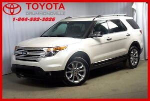 2014 Ford Explorer XLT/AWD/7PASS/GPS/CUIR