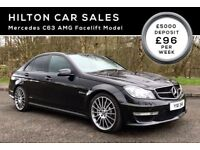2011 Mercedes C63 AMG Facelift Model***Finance Available****Immaculate Car