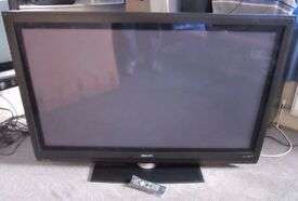 """50"""" PHILIPS 50PFP5532D Plasma Television - Faulty / not switching on - Calls only"""