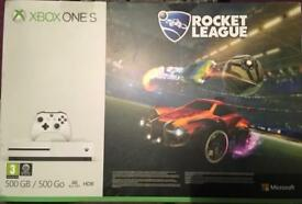 Xbox One S (500GB) Rocket League Bunde