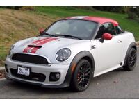 MINI COOPER S COUPE/HATCHBACK WANTED. See my other add.