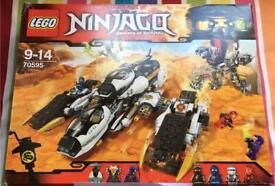 Lego Ninjago set 70595
