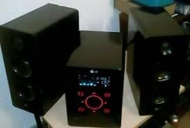 LG Micro Hi-Fi System