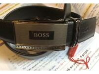 Funky Hugo boss belt