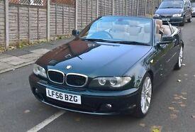 2006 BMW 330 SE CONVERTIBLE