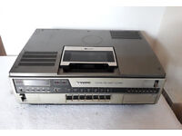 Vintage Sanyo VTC 9300PN Betamax Video Recorder