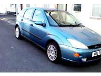 Ford focus good runner just got green slip as wa8ting for log book to come back