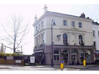 Chef and Kitchen Staff wanted in lovely Camden Gastro Pub Competitive Wages and training given