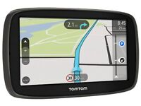 TOMTOM START 50, 5 INCH SCREEN WITH CARRY CASE