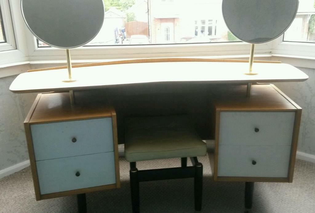 REDUCED Vintage Retro 1950 39 s G Plan E Gomme Bedroom Furniture Set - Reduced Bedroom Furniture