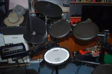 ROLAND V-DRUMS Pimlico Townsville City Preview