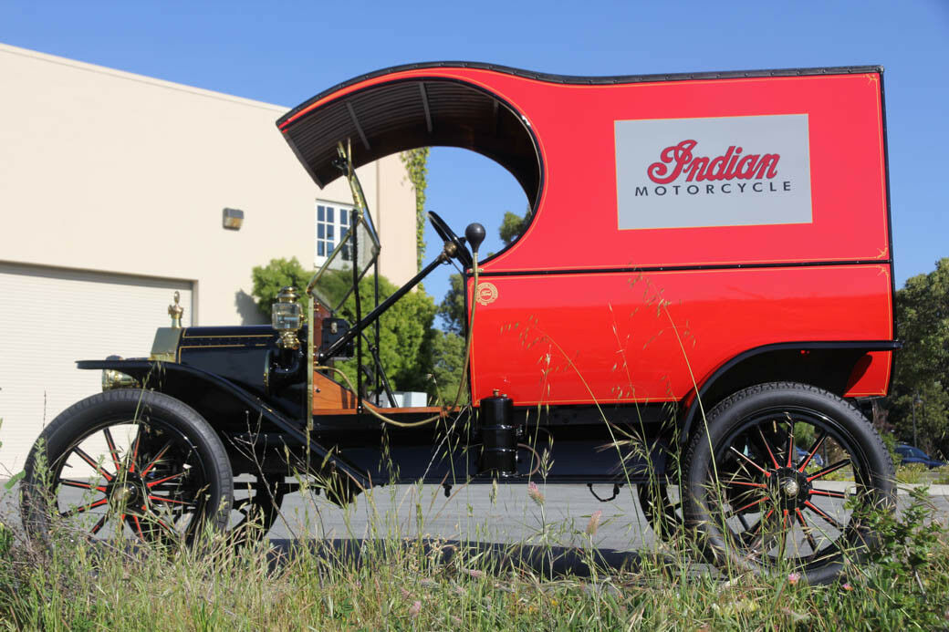 1914 Ford Model T  Model T 1914 C Cab Antique Historic Motorcycle 32 Ford Hot Rat Street Rod Indian