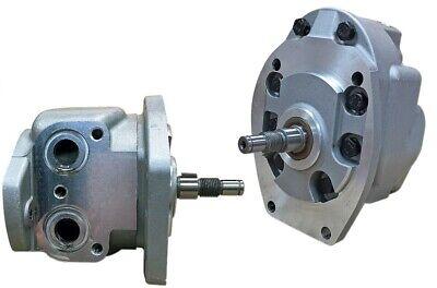 128190c91 Hydraulic Pump Farmall Super M Super Mta 400 450 Gas Tractor