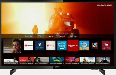 Philips TPVision 32PFS6805 32 Inch TV Smart 1080p Full HD LED Freeview...