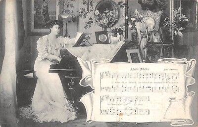Adeste Fideles Piano - Adeste Fideles (John Reading) Piano Song Partitura, Music, Greetings! 1905