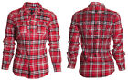 Affliction Plaid Tops for Women