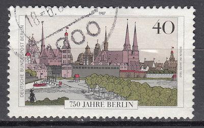 Berlin 1987 Mi. Nr. 772 aus Block 8 Gestempelt LUXUS!!!