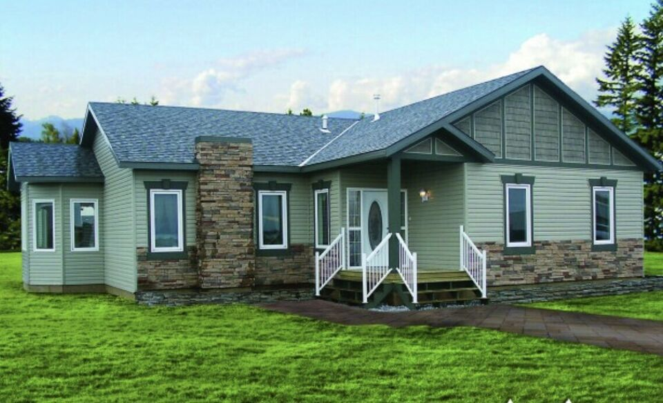 Green Homes Quality Factory built Homes - Prince George
