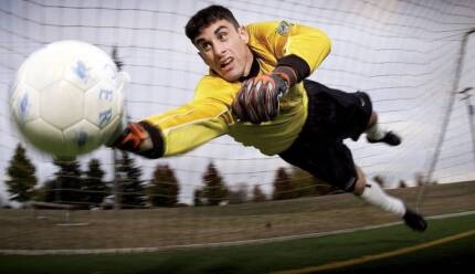soccer goalkeeper wanted
