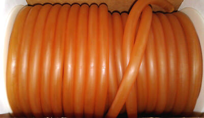 Natural Latex Rubber Tubing 316 I.d. X 516 O.d 116 Wall By The Foot