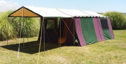 The Great Outdoors Manor Canvas Tent & great outdoors canvas tent in Perth Region WA | Gumtree Australia ...