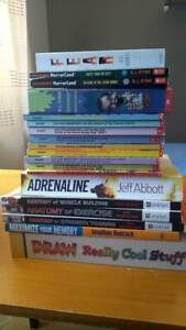 Stack of children, fiction and non fiction books for $10 ONLY