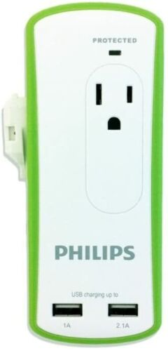 Philips Travel Surge Protector