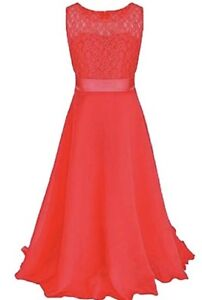BRAND NEW girls 12-14 gown