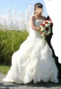 Wedding dress size 14 (H2M 1W7)