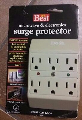 Do it Best Surge Protector (Best Metal Surge Protectors)