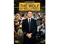 The Wolf on Wall Street DVD
