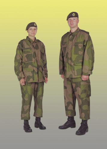 Norwegian army M98 original jacket used