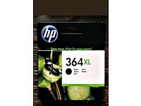 Genuine HP 364xl ink (CN864EE ABB) Black Post free to any UK Postcode