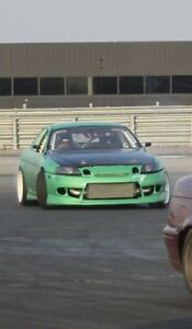 Race ready drift car Toyota Soarer 2jz
