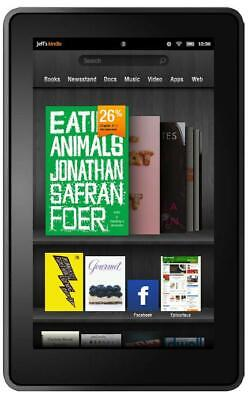 Amazon Kindle Fire 1st Generation Tablet | Android | 8GB | Wi-Fi | 7in | D01400