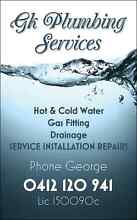 GK PLUMBING SERVICES Bexley Rockdale Area Preview