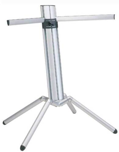 K&M18845-000-30 Baby Spider  Keyboard Stand (Anodized Aluminum)